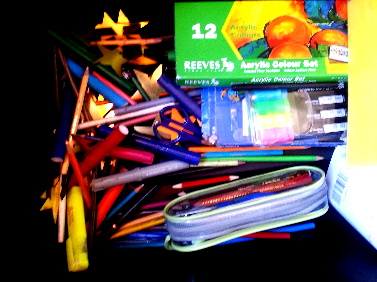 Image of Pens and Pencils