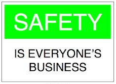 image of afety is everyones business