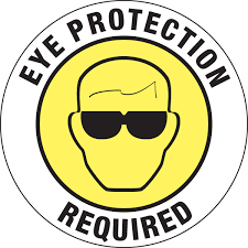 image of eye protection
